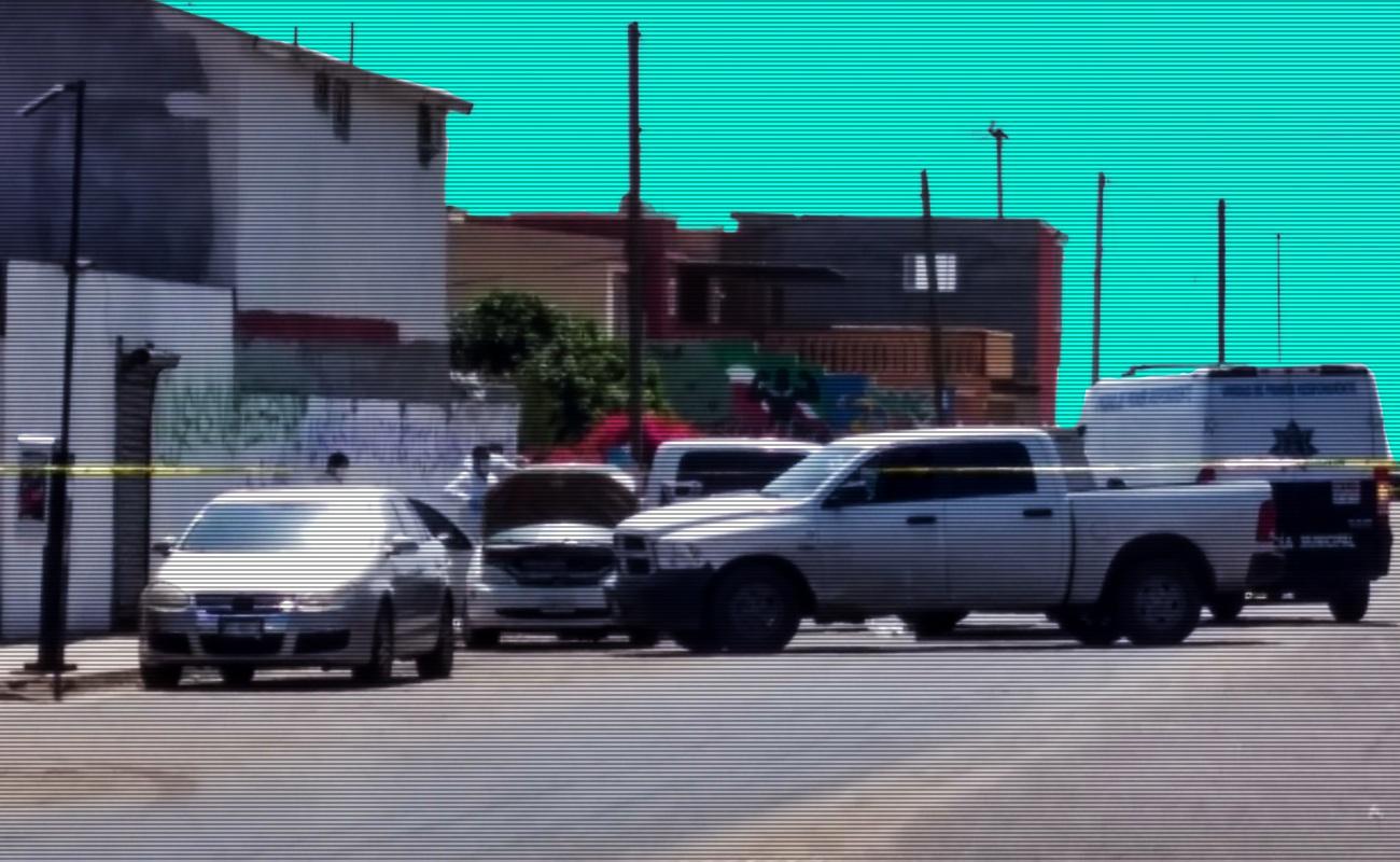 Hallan restos encajuelados en Punta Banda