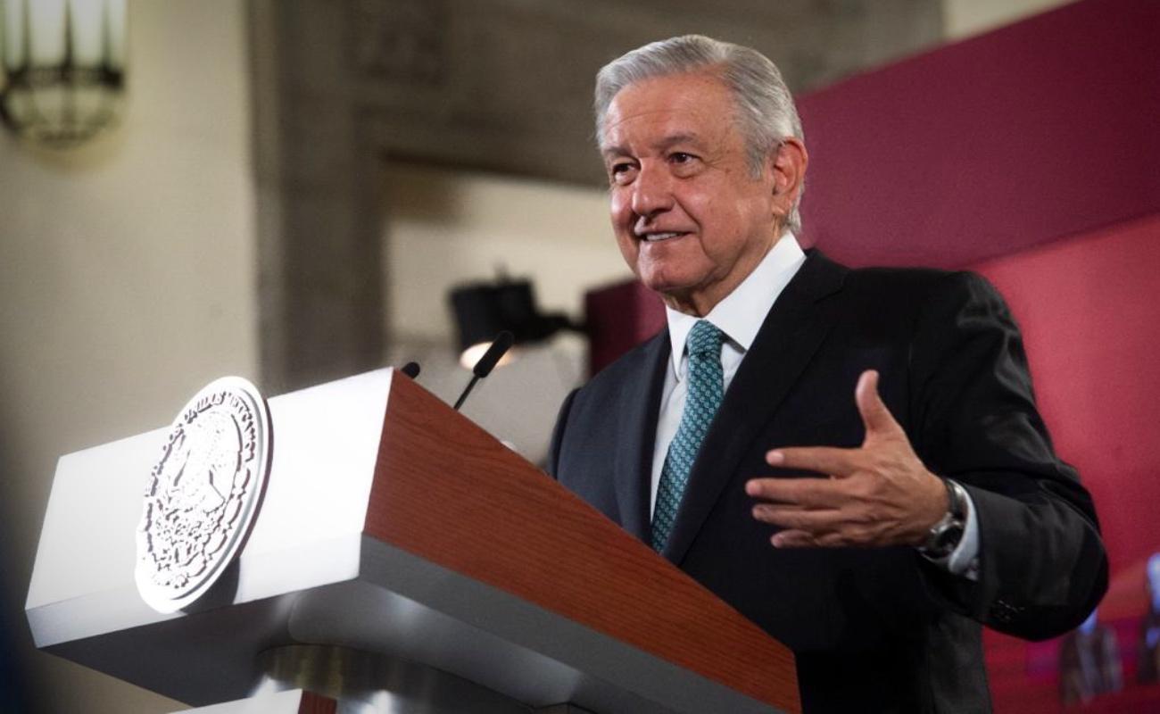 Pedirá López Obrador consulta para juzgar a expresidentes por falta de apoyos