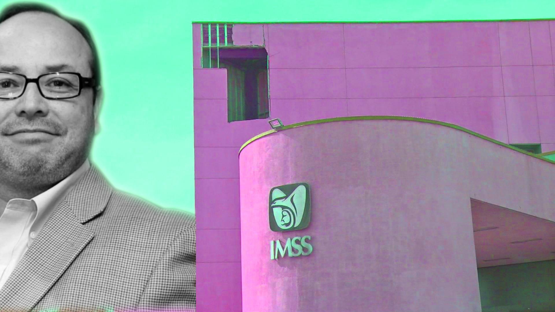 Aprueban designación de Salvador Morales como delegado del IMSS BC