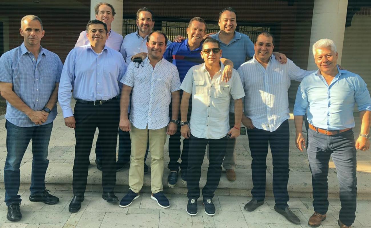 Acuerda sector empresarial unir esfuerzos con JC Chávez en la lucha contra las adicciones