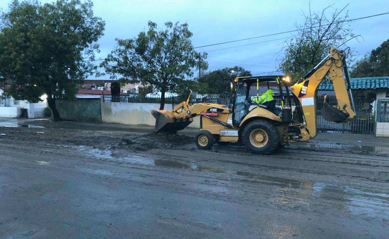Sin fatalidades por lluvia en BC, sólo daños menores: Bonilla