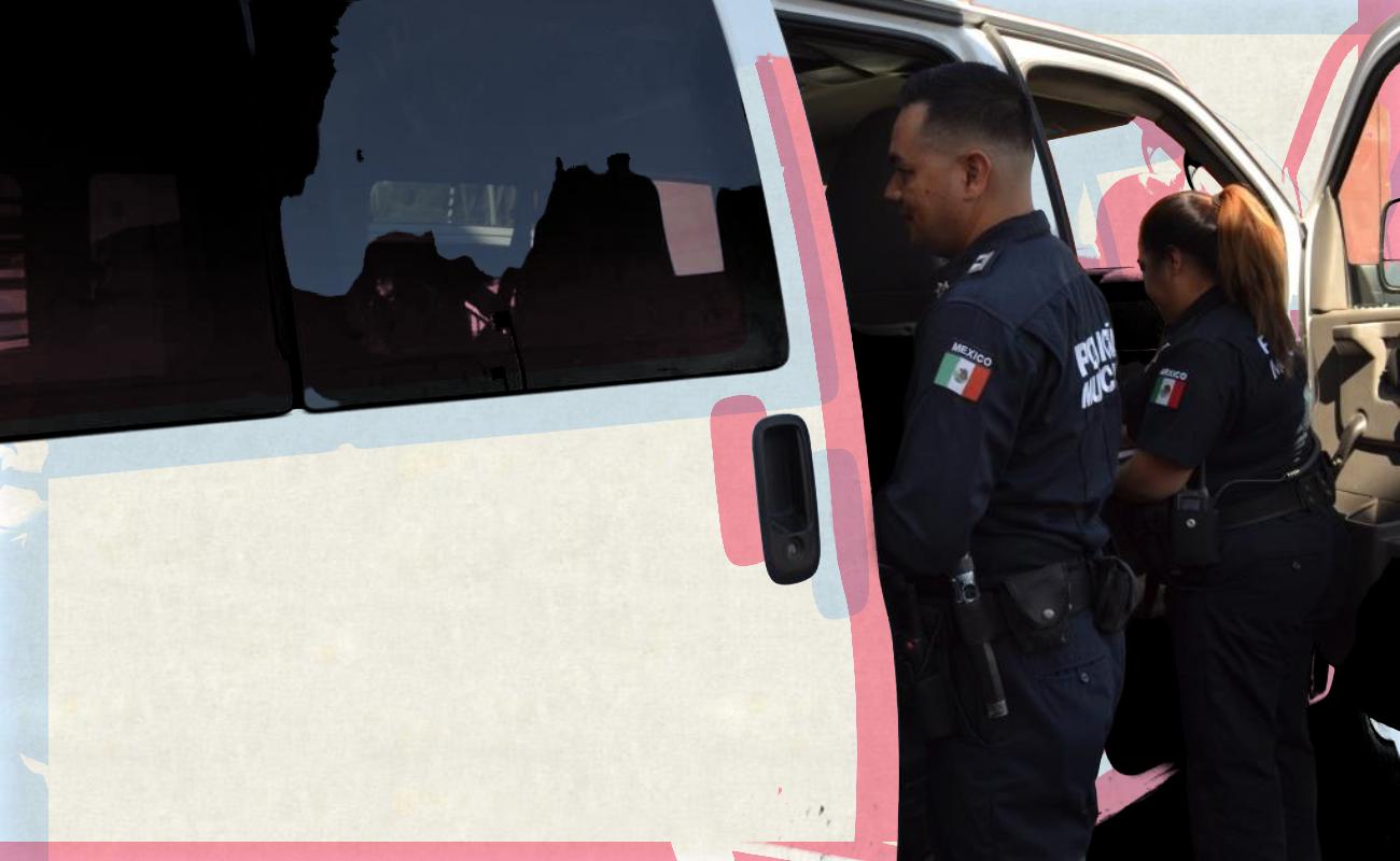 Rescatan a siete menores de edad hacinados en una vivienda en Terrazas El Gallo