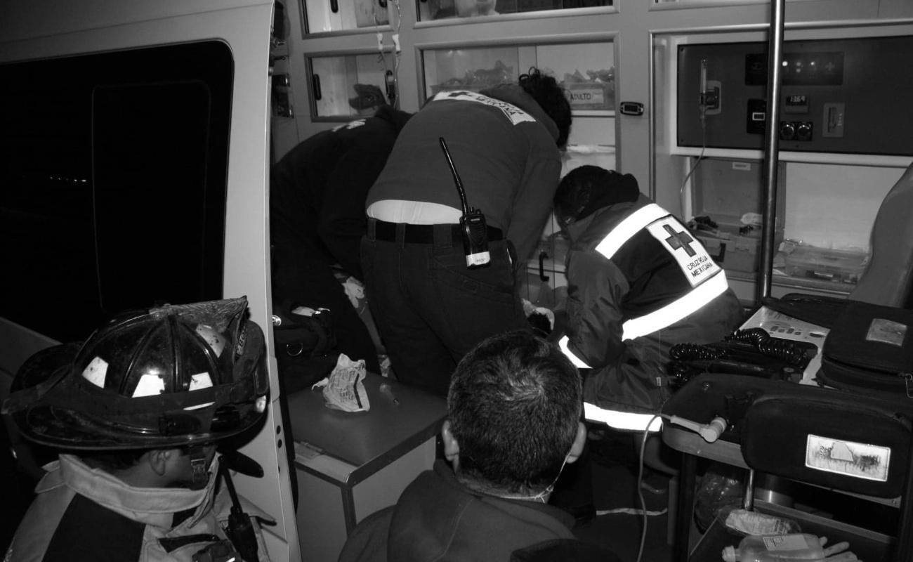Suicida mató a un policía e hirió a dos agentes más en balacera en El Rubí
