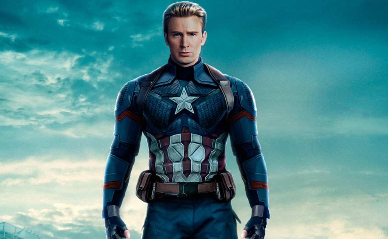 Dice adiós Chris Evans a Capitán América