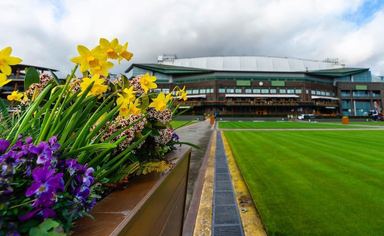 Cancelan edición 2020 de Wimbledon por el impacto del COVID-19