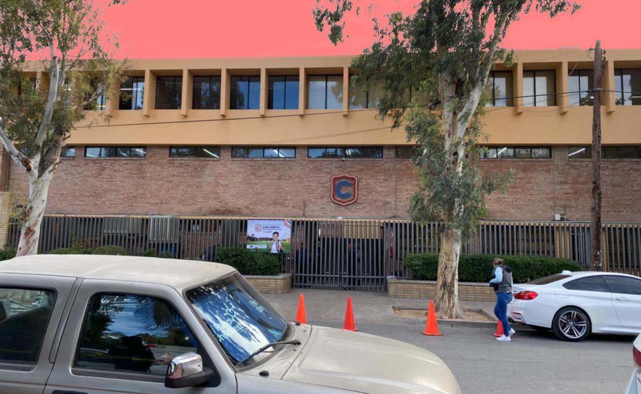 Familiares despiden a autor de tiroteo en Colegio Cervantes
