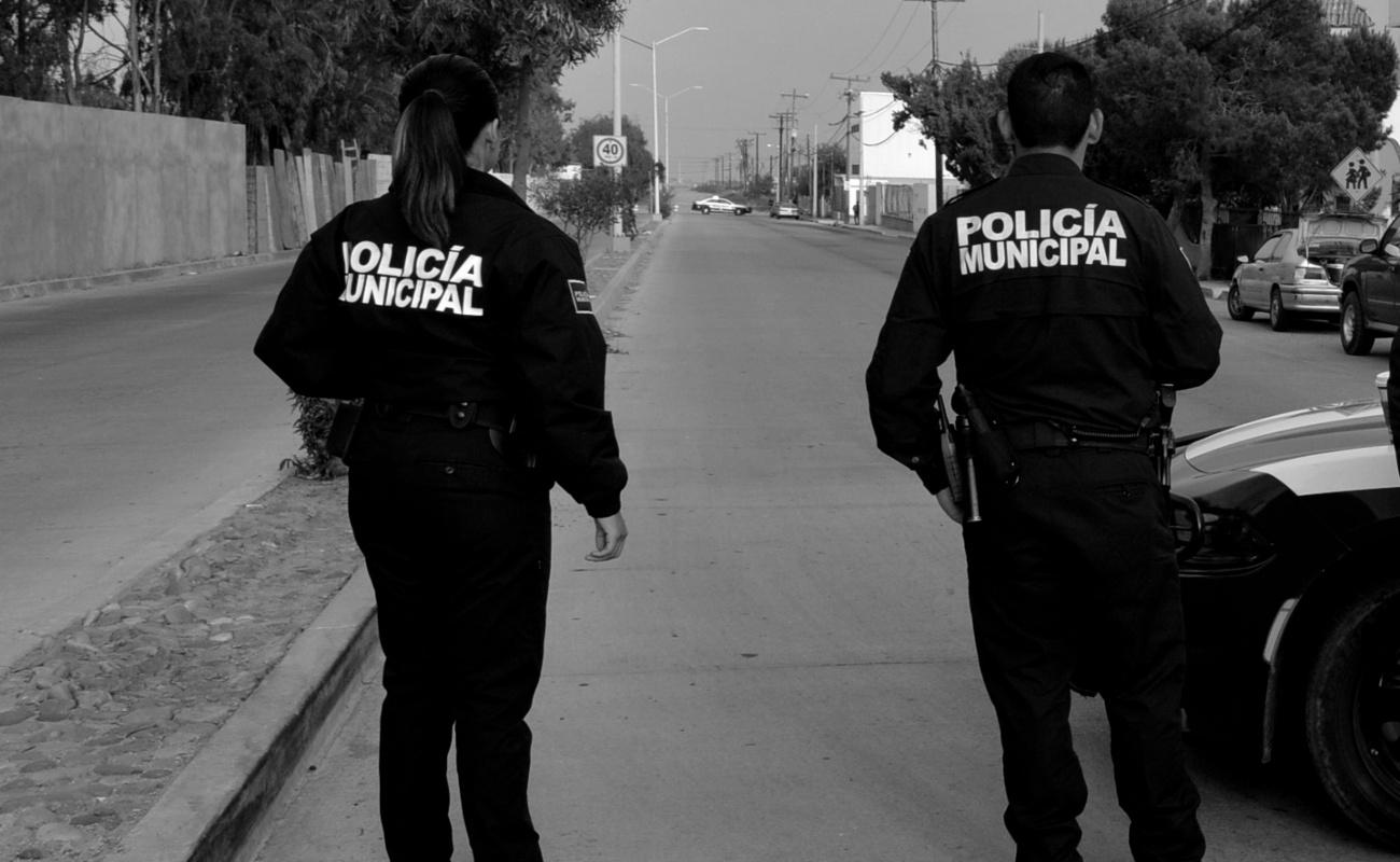 Policías de Ensenada piden aumento de sueldo por Sistema de Justicia Penal