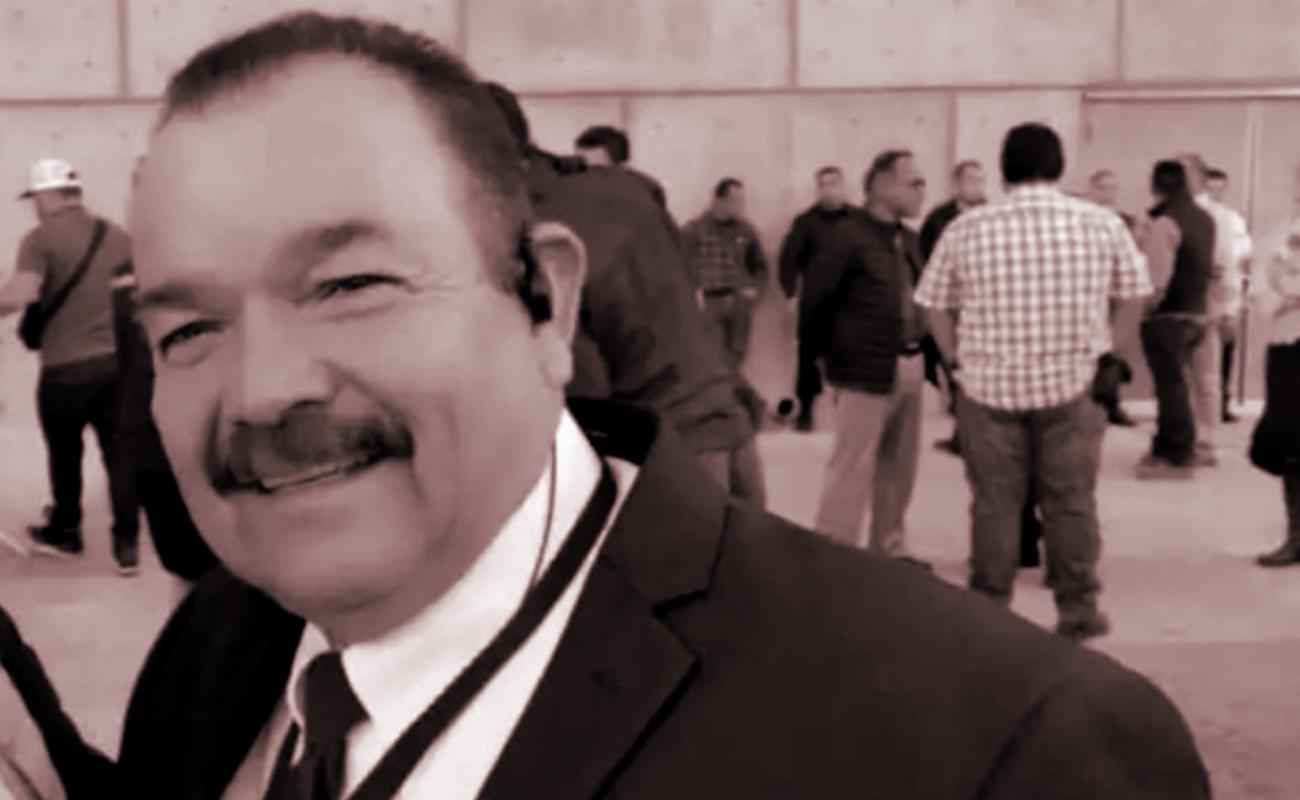 Fallece por coronavirus exjefe de seguridad de Jaime Bonilla