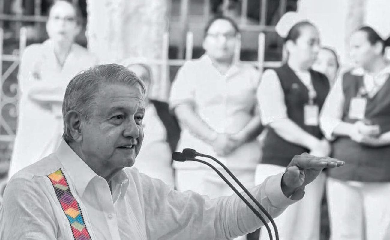 """""""Ya basta de divisiones…"""", plantea AMLO a zapatistas"""