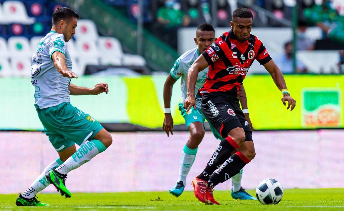 Liga Xolos segunda derrota, cayó 2-1 ante el León