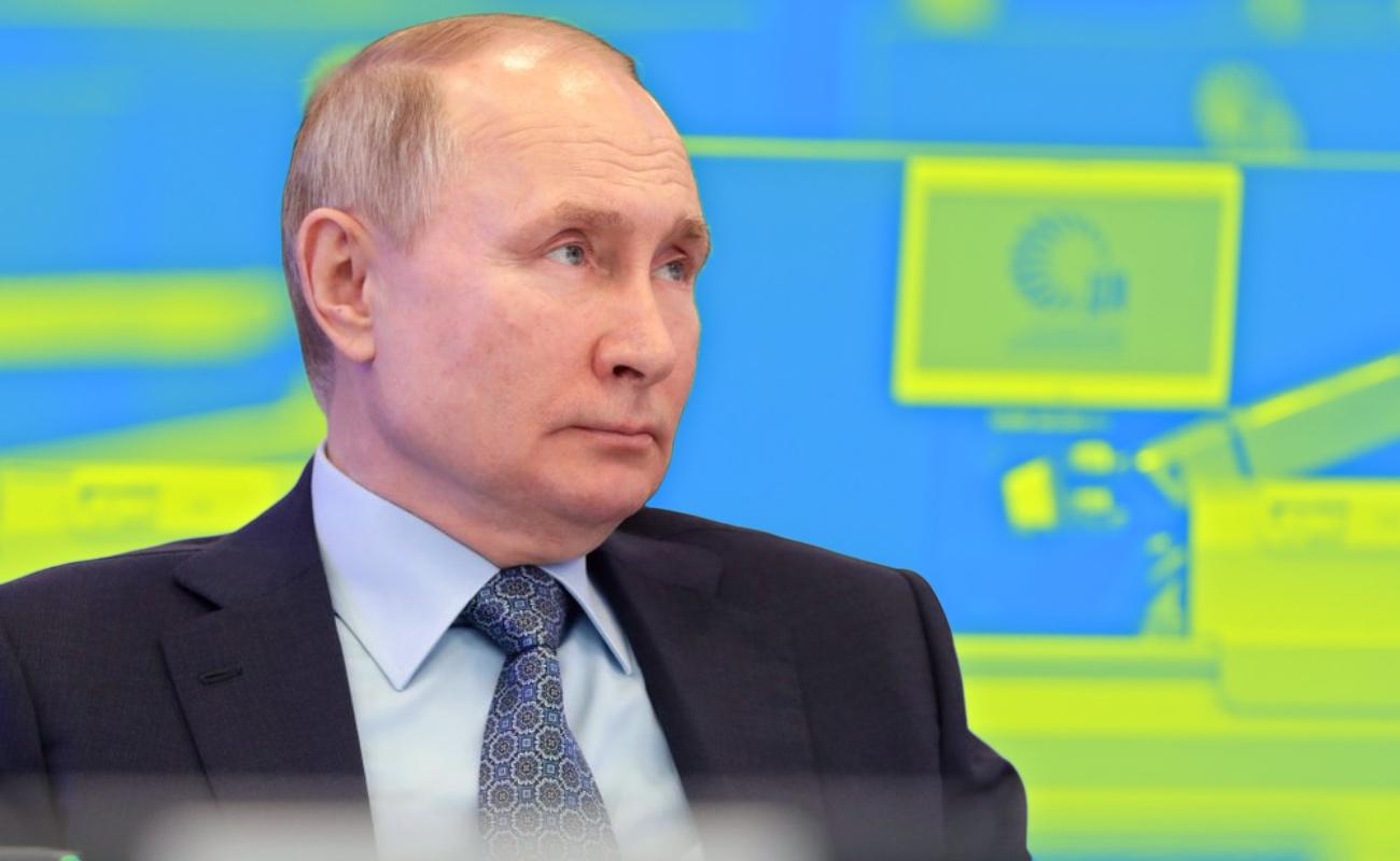 Está Vladimir Putin en aislamiento por varios casos de Covid en círculo cercano
