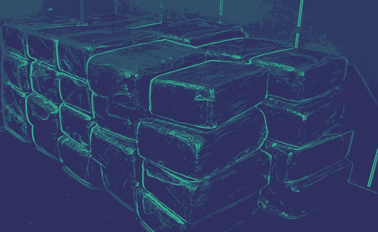 Tijuanense se declara culpable de intentar cruzar más de 5 toneladas de droga a EU