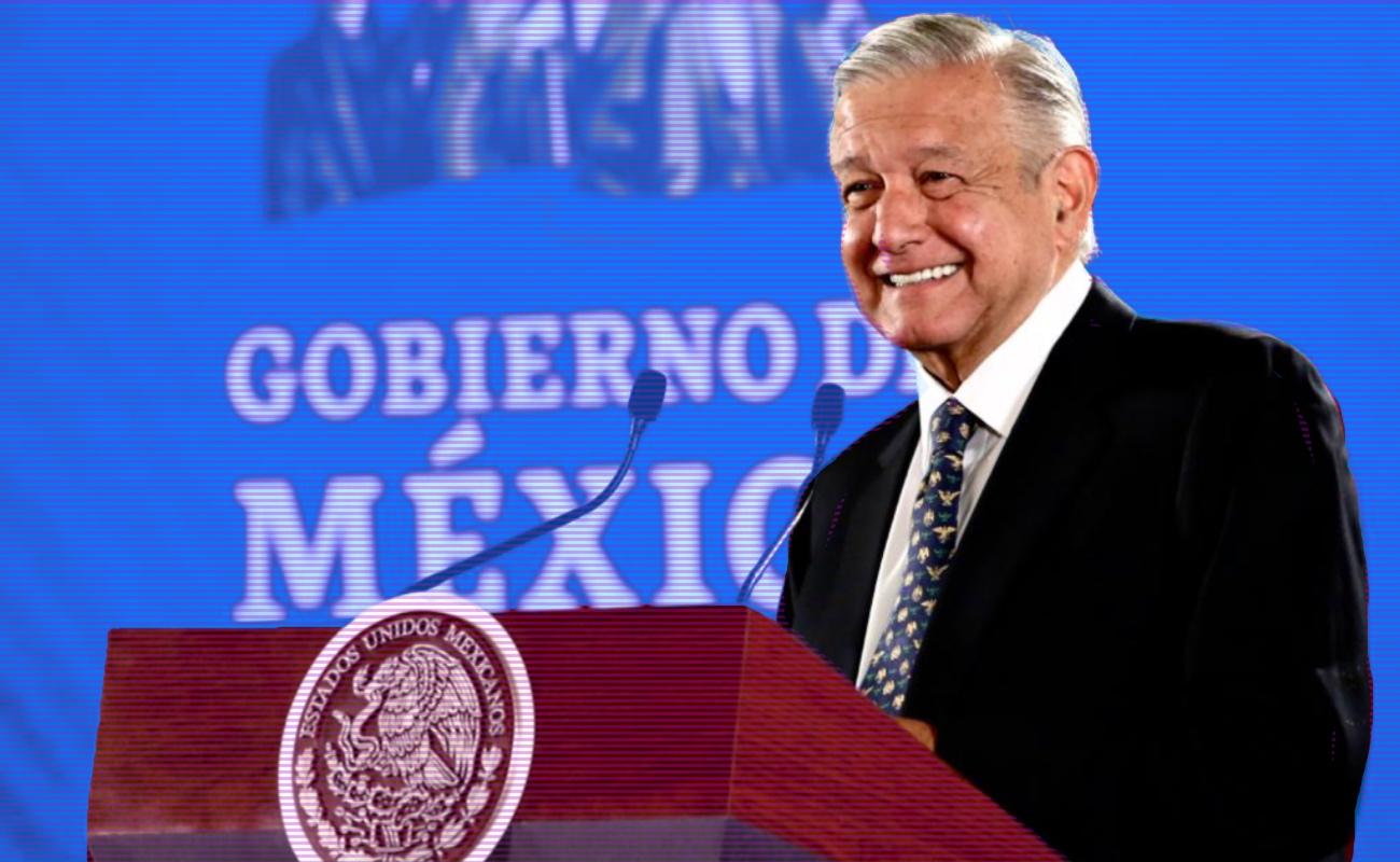 Descarta López Obrador reforma para ampliar mandato federal