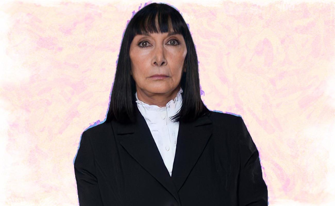 Falleció la primera actriz Lucía Guilmáin