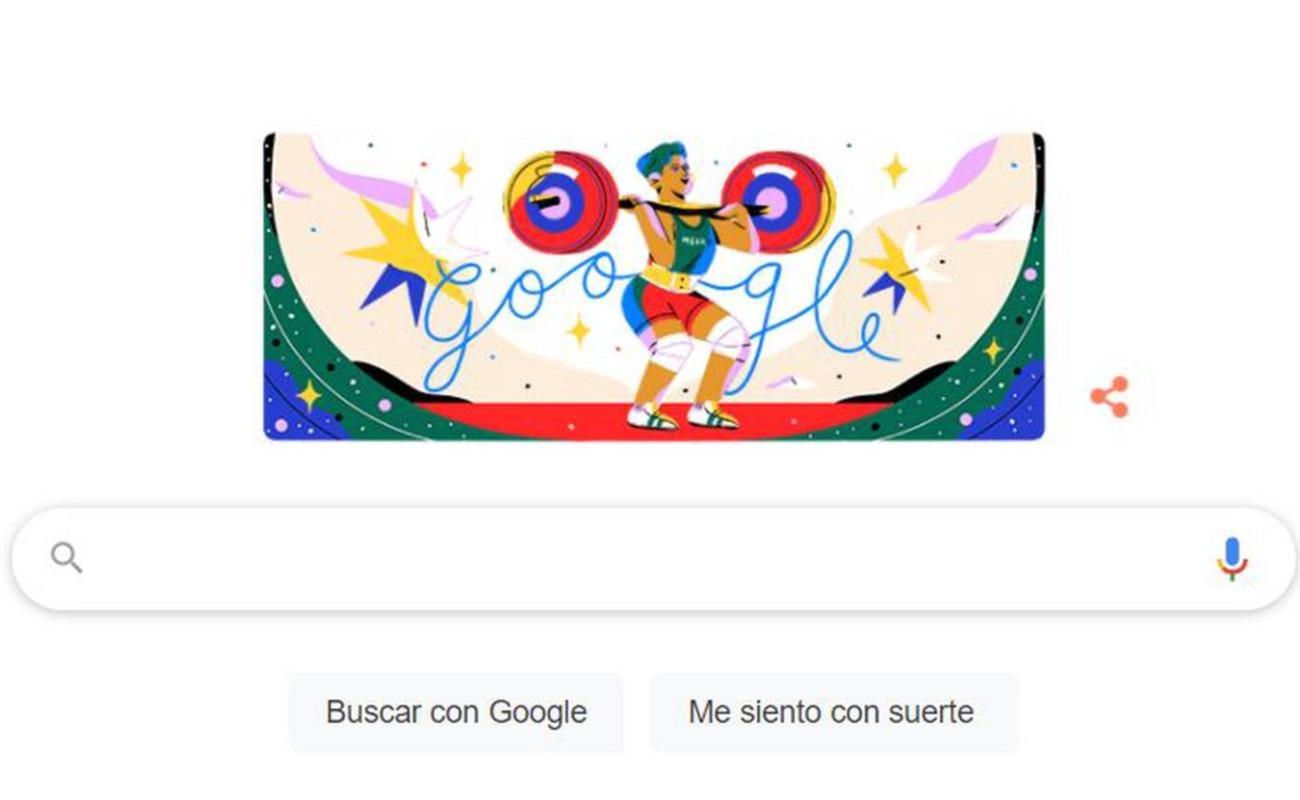 Google rinde homenaje a Soraya Jiménez