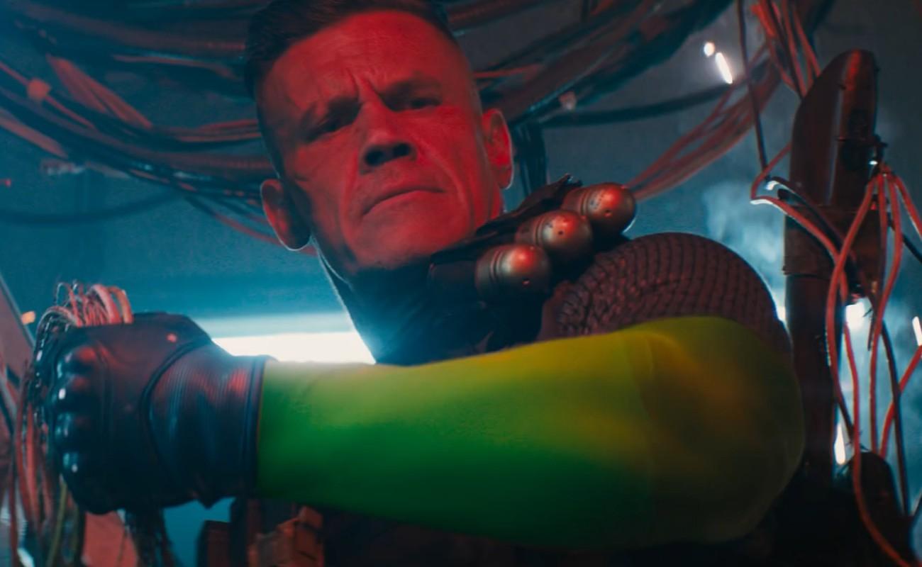 Sale el nuevo tráiler de 'Deadpool 2'