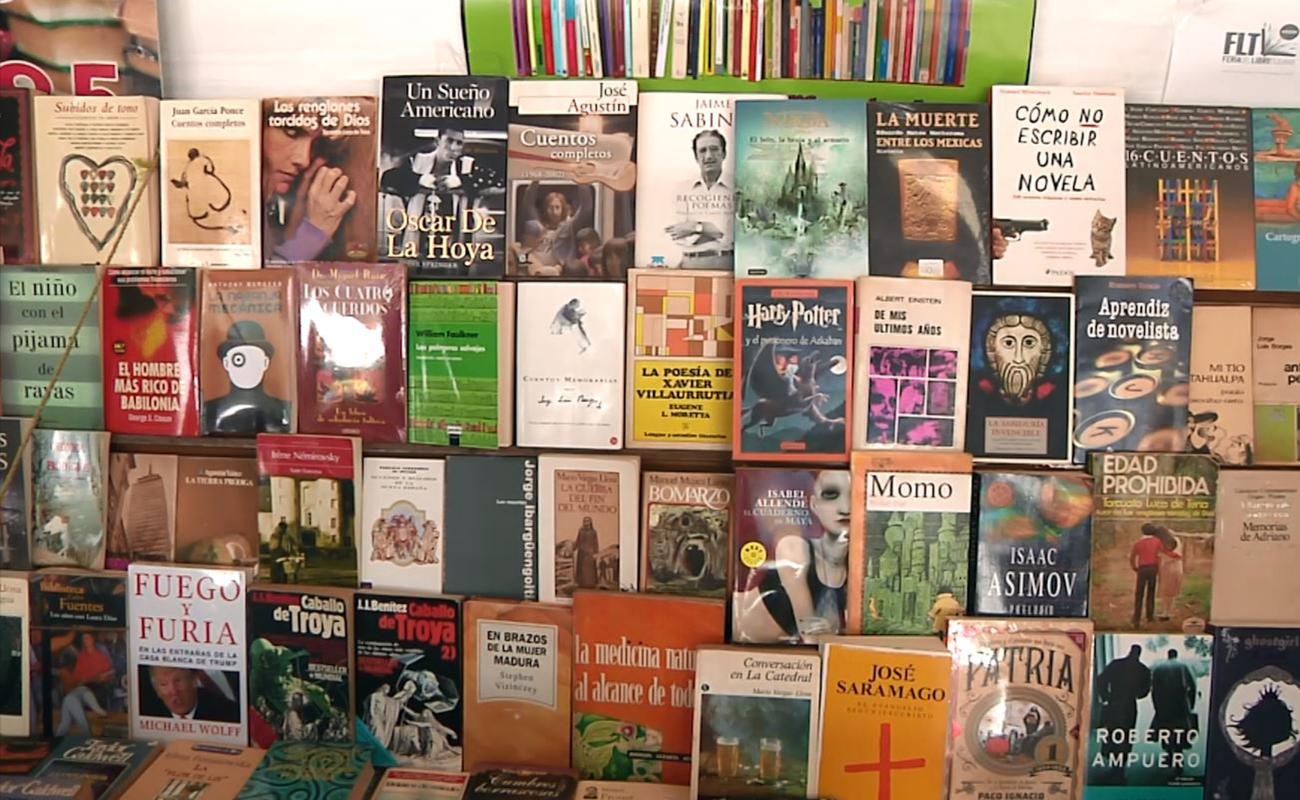 Realizarán libreros de Tijuana Feria Virtual