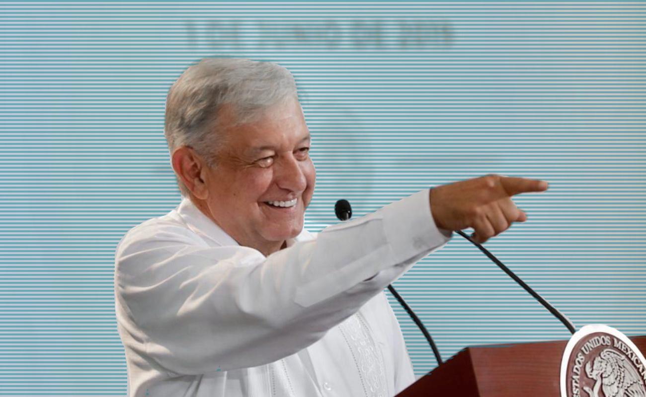 Estudio de impacto ambiental de Santa Lucía estaría listo próxima semana: AMLO