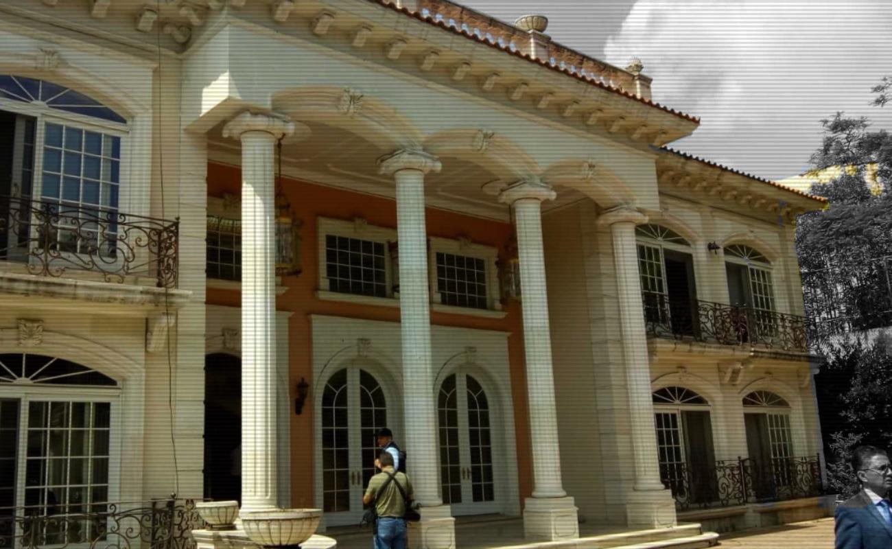 Empresario Carlos Bremer compró la casa de Zhenli Ye Gon: SAE