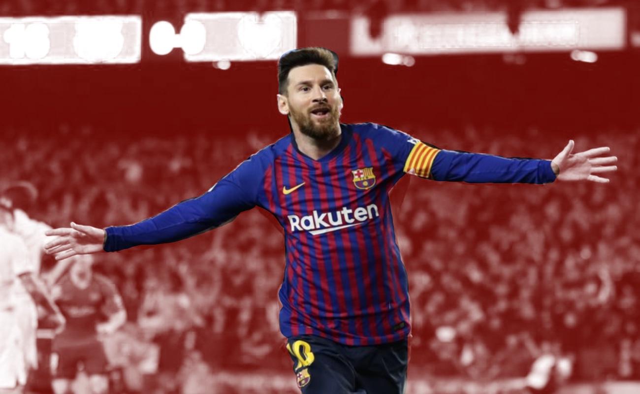 Barcelona y Messi se coronan en el futbol español