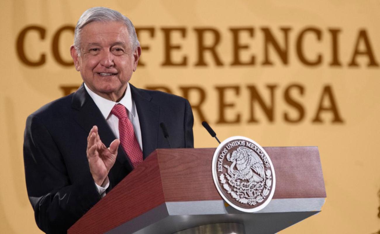 Alfaro fue irrespetuoso de la investidura presidencial: López Obrador