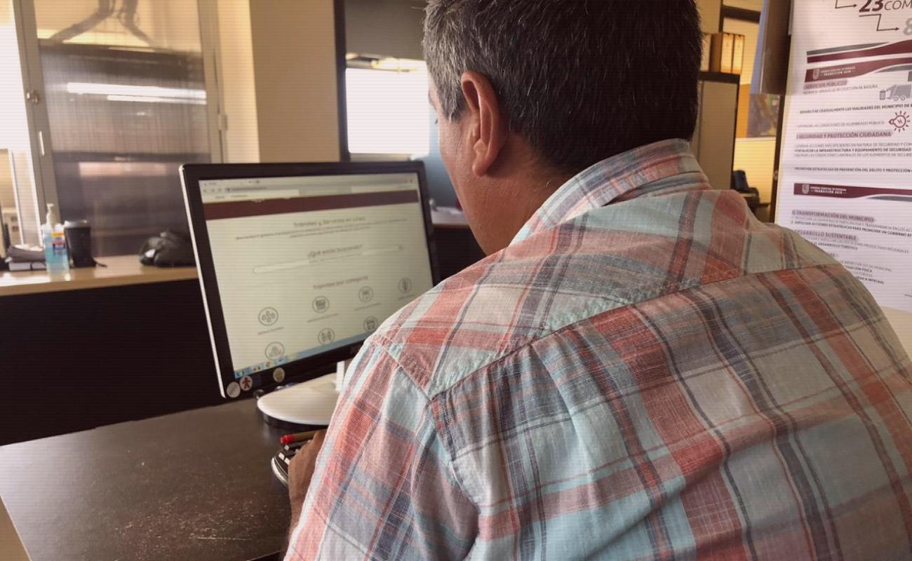 Conacyt y gobierno del estado evaluaron favorablemente digitalización de trámites en Ensenada