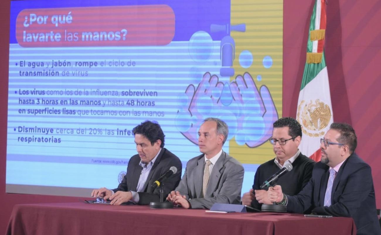 Coronavirus no cumple características para que se considere emergencia: López-Gatell