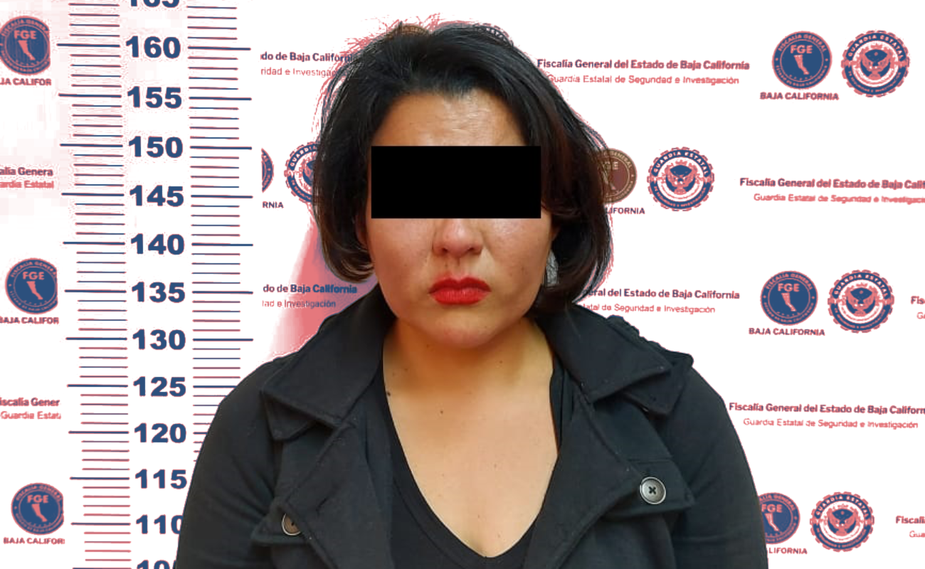 Detienen a mujer acusada atropellar y matar intencionalmente a un hombre