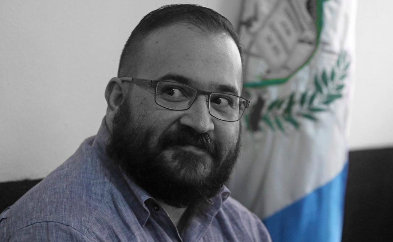 Teme Javier Duarte traslado de penal