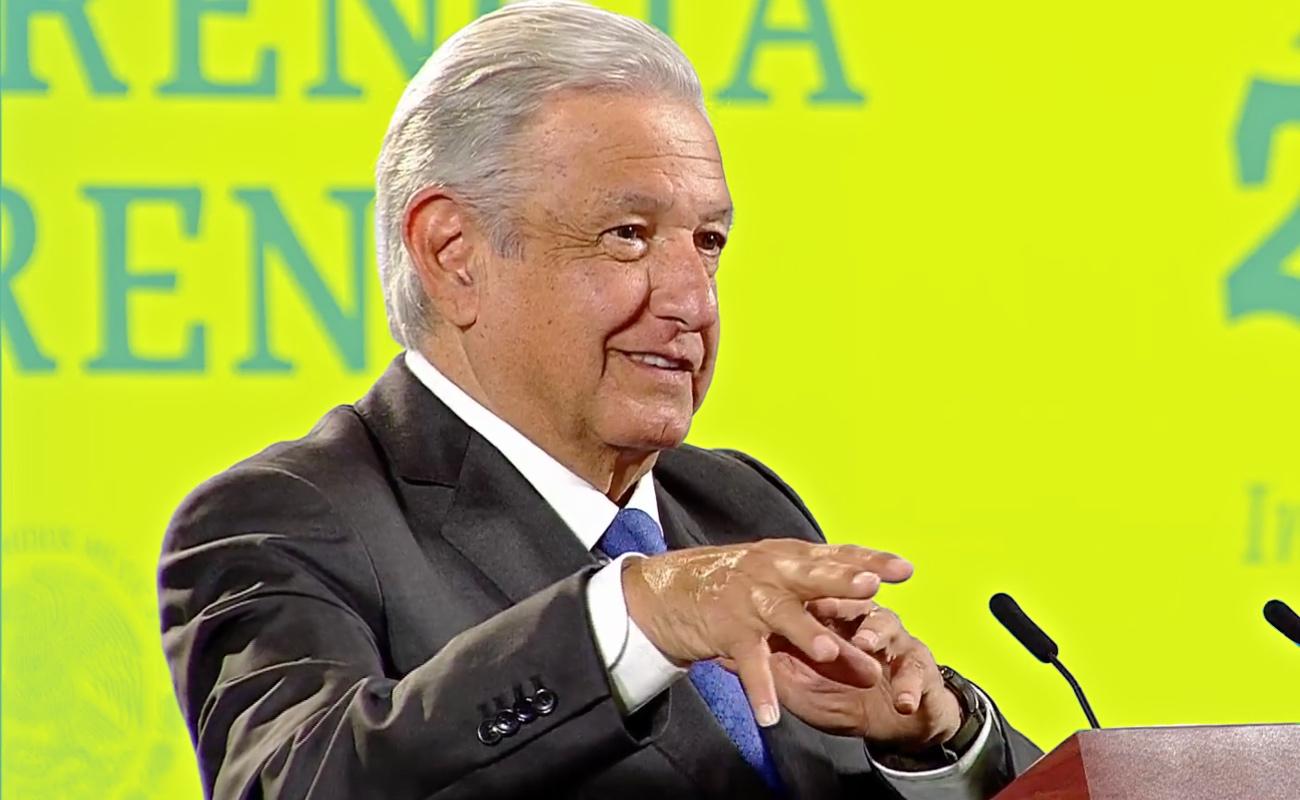 Amaga López Obrador con denunciar a gaseros que se nieguen a prestar servicio