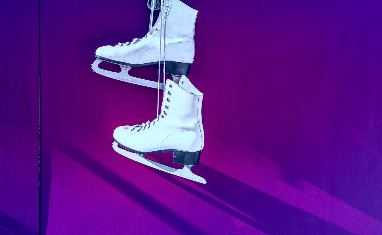 ¿Ya fueron a patinar a la pista de hielo del Parque Morelos?