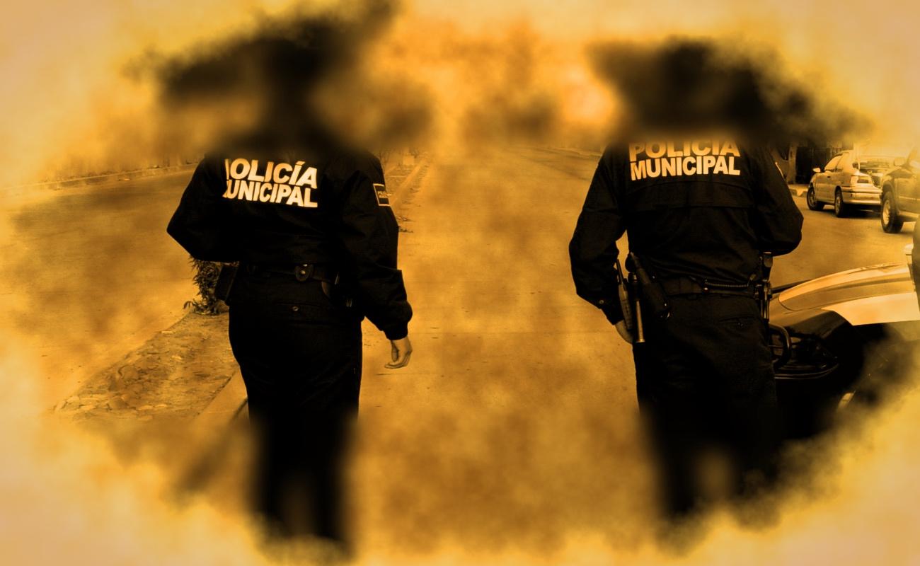 Dejan decapitado sobre caja de pick up en Fraccionamiento Misión de Ensenada