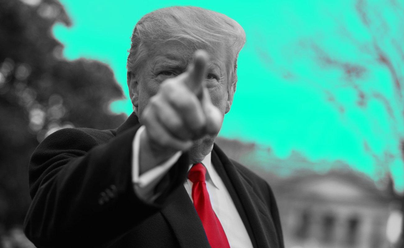 Justifica Trump que ataque a general iraní fue para defender estadounidenses