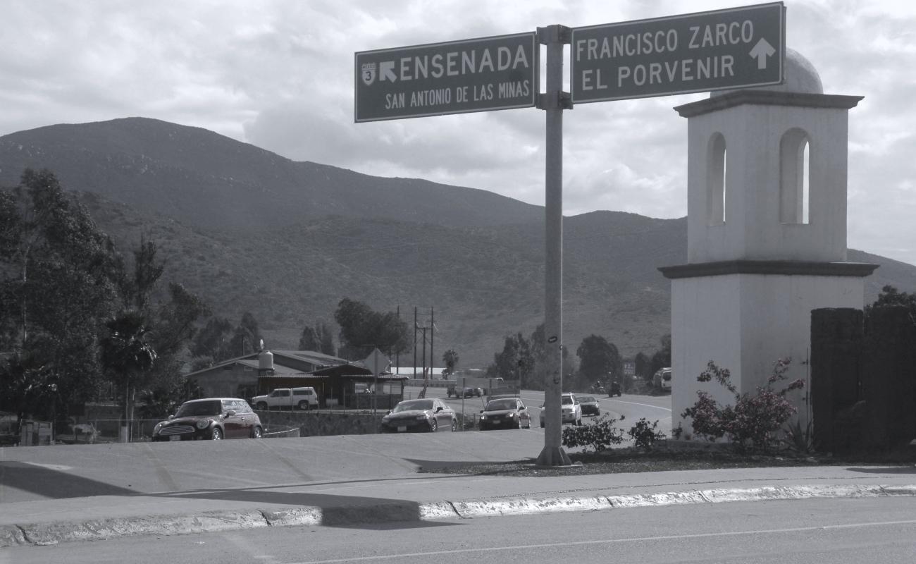 Escenario de tiple ejecución, rancho relacionado con decomisos y narco