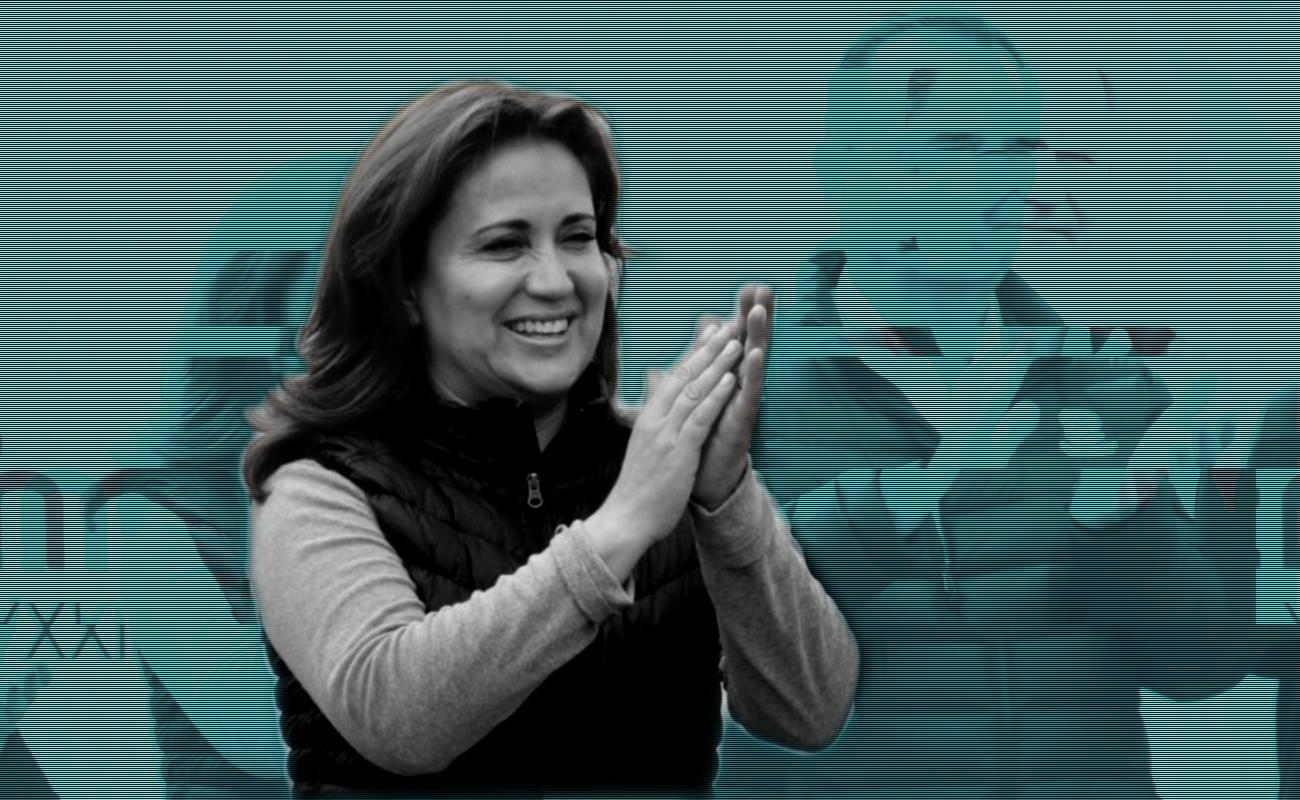 Renuncia esposa del alcalde Novelo a la presidencia del DIF