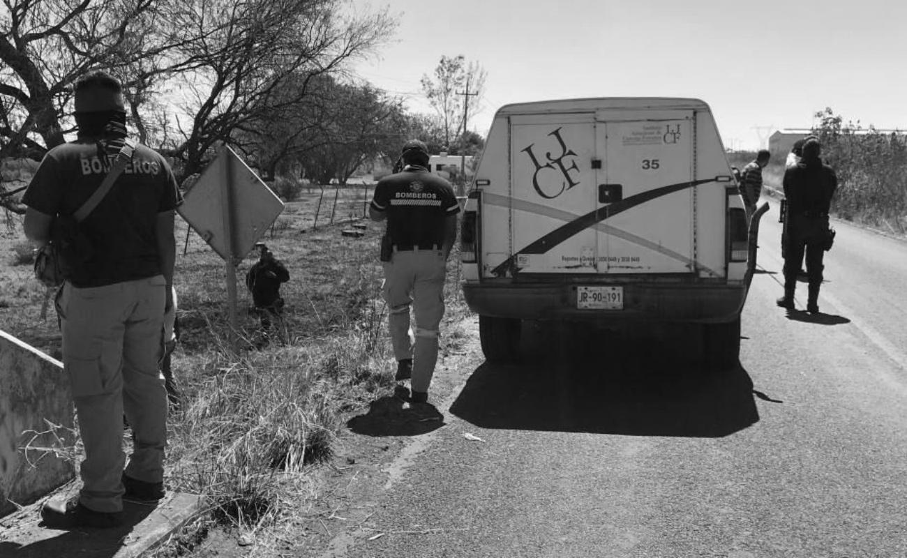 Localizan 19 cuerpos flotando en canal de aguas negras en Guadalajara