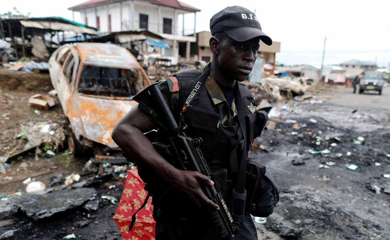 Secuestraron a 79 estudiantes de secundaria en Camerún