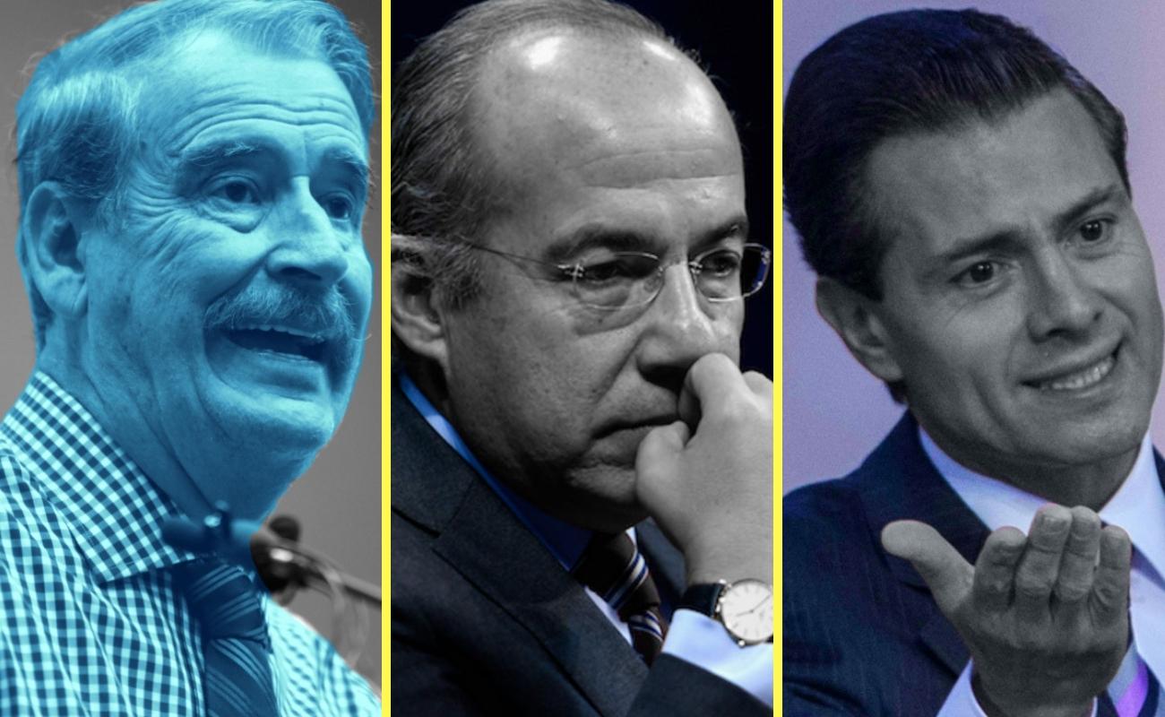 Fox, Calderón y Peña Nieto fueron omisos y tolerantes con huachicoleo: AMLO