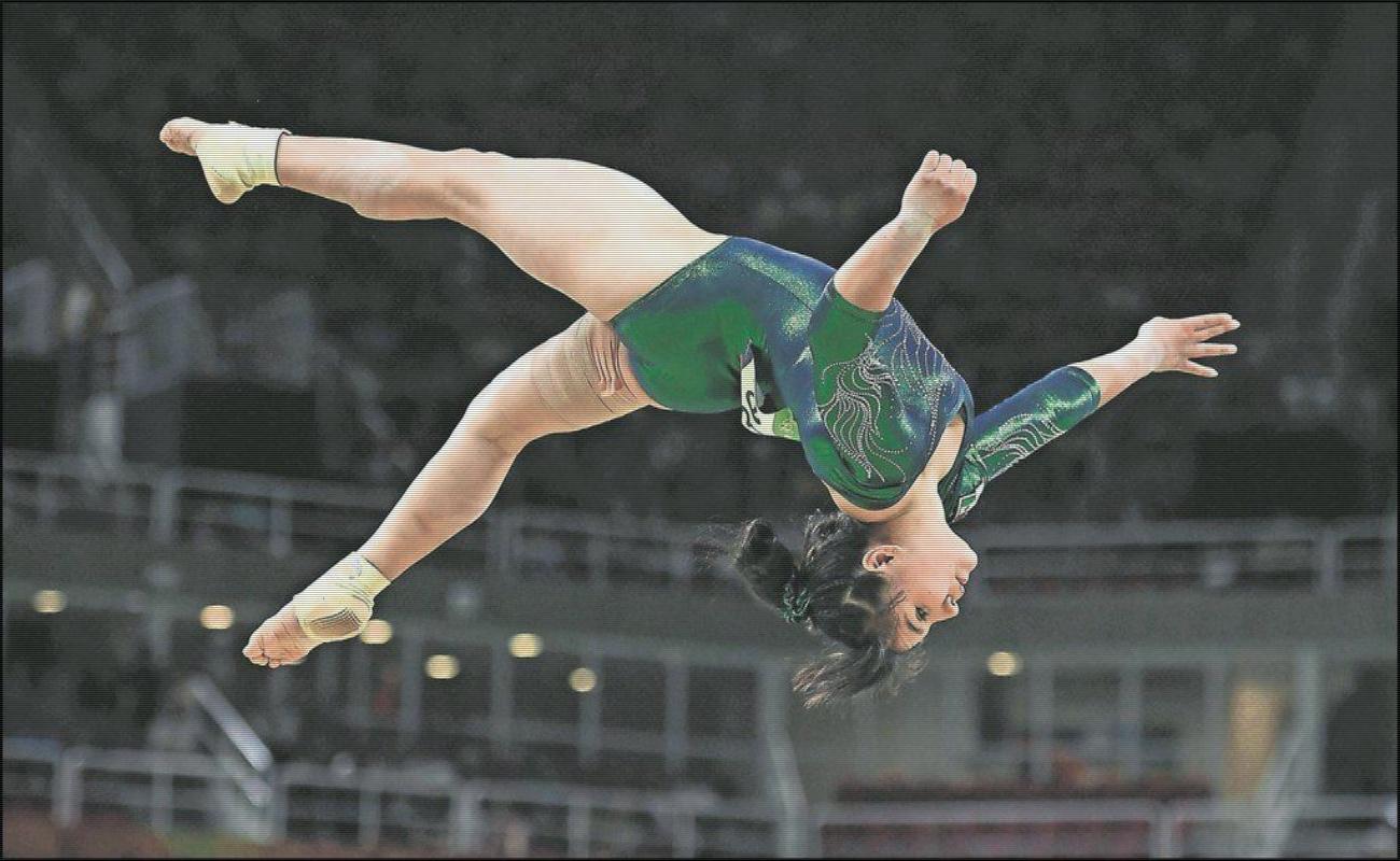 La gimnasta Alexa Moreno es elegida Premio Nacional del Deporte 2019