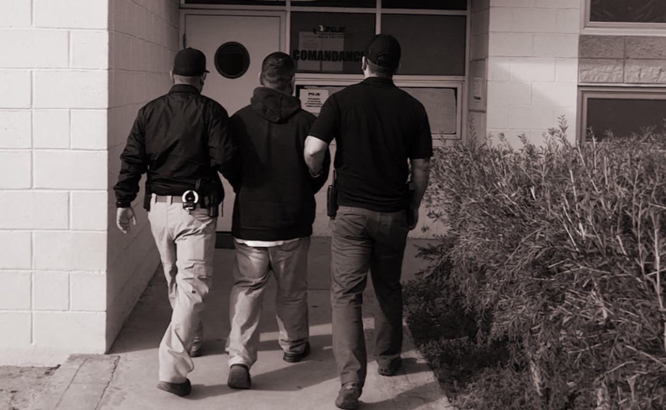 Detienen a presunto abusador de menor