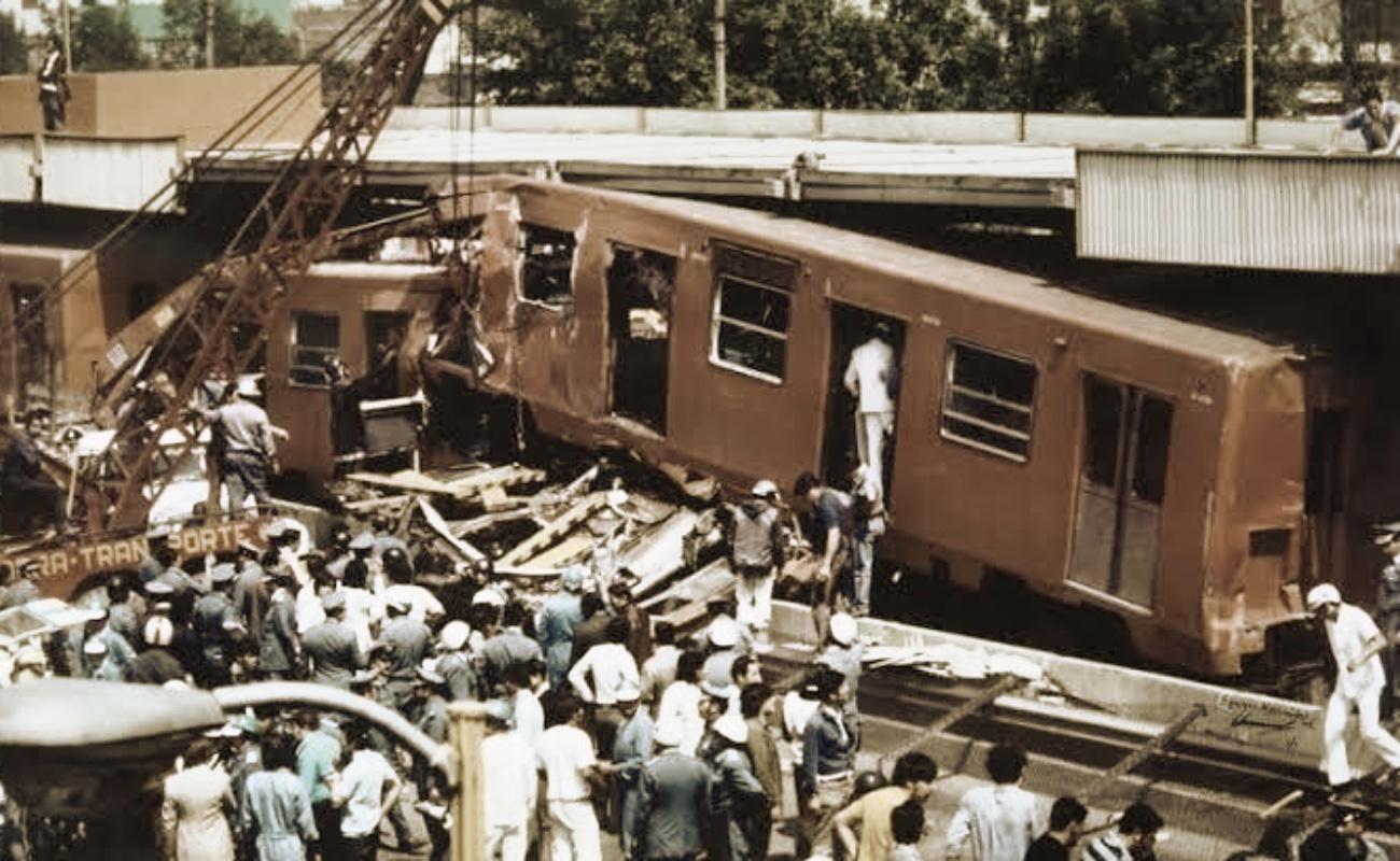 Deja 41 heridos y un muerto choque en Metro