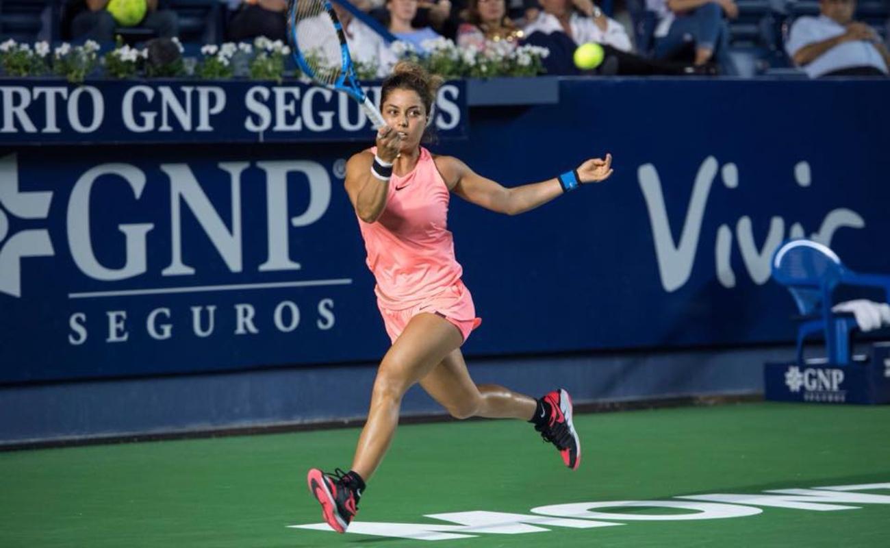 Renata Zarazúa, primera tenista mexicana en Roland Garros desde 1961