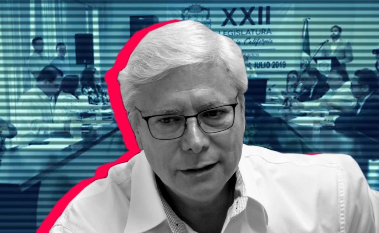 """Rechaza Legislatura de BC exhorto del Congreso de la Unión para dejar sin efecto """"Ley Bonilla"""""""