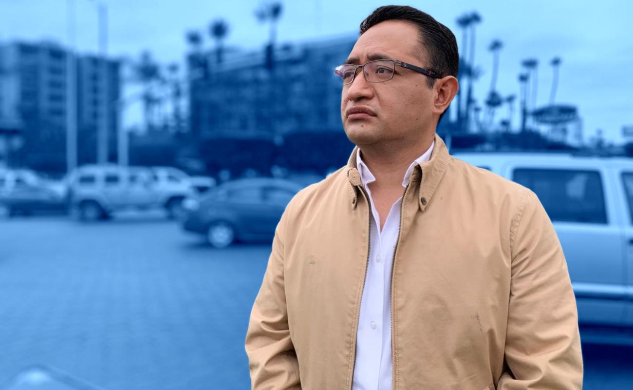 Seguridad y economía, retos de la agenda legislativa: Héctor Cruz