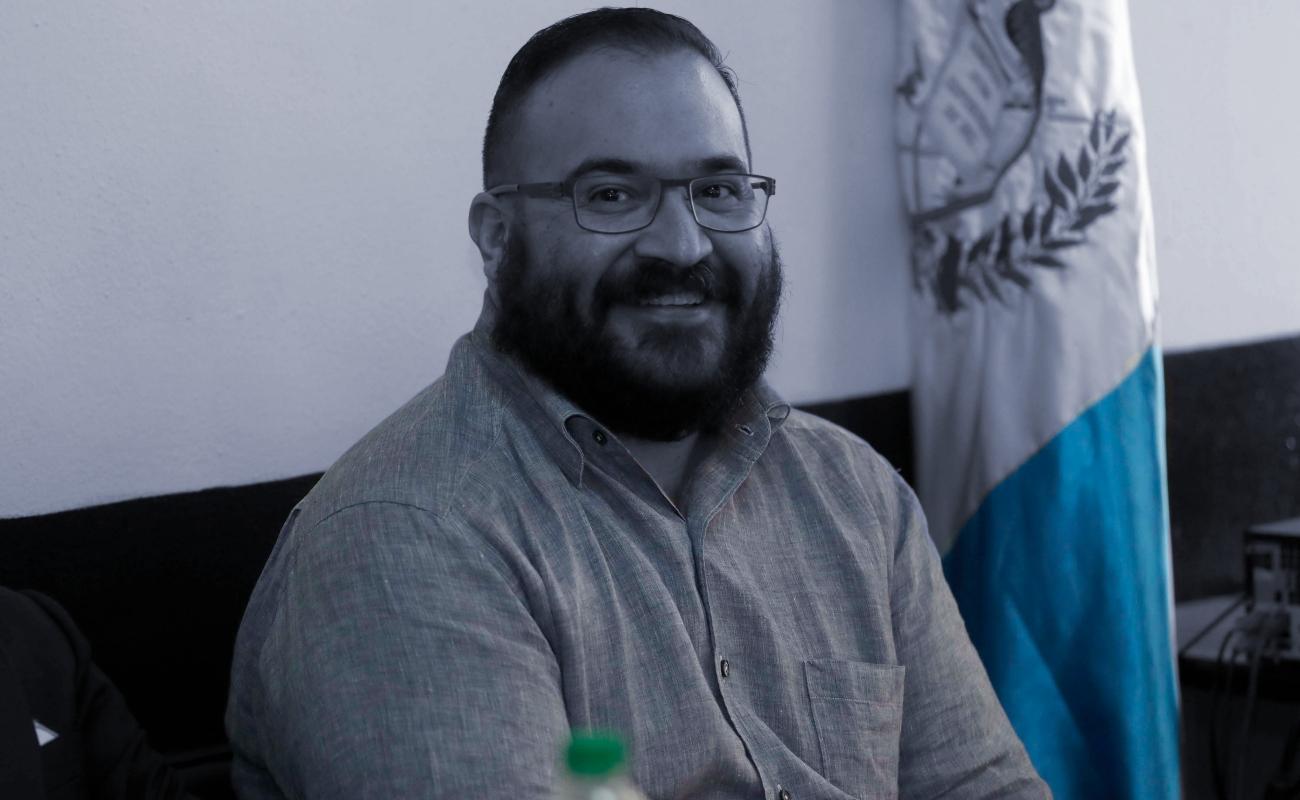 Suspenden sentencia contra Javidú; permanecerá preso, pero conservará dinero y propiedades