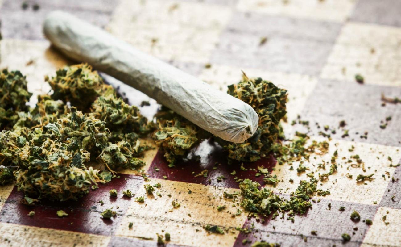 Confesiones de un fumador de Marihuana