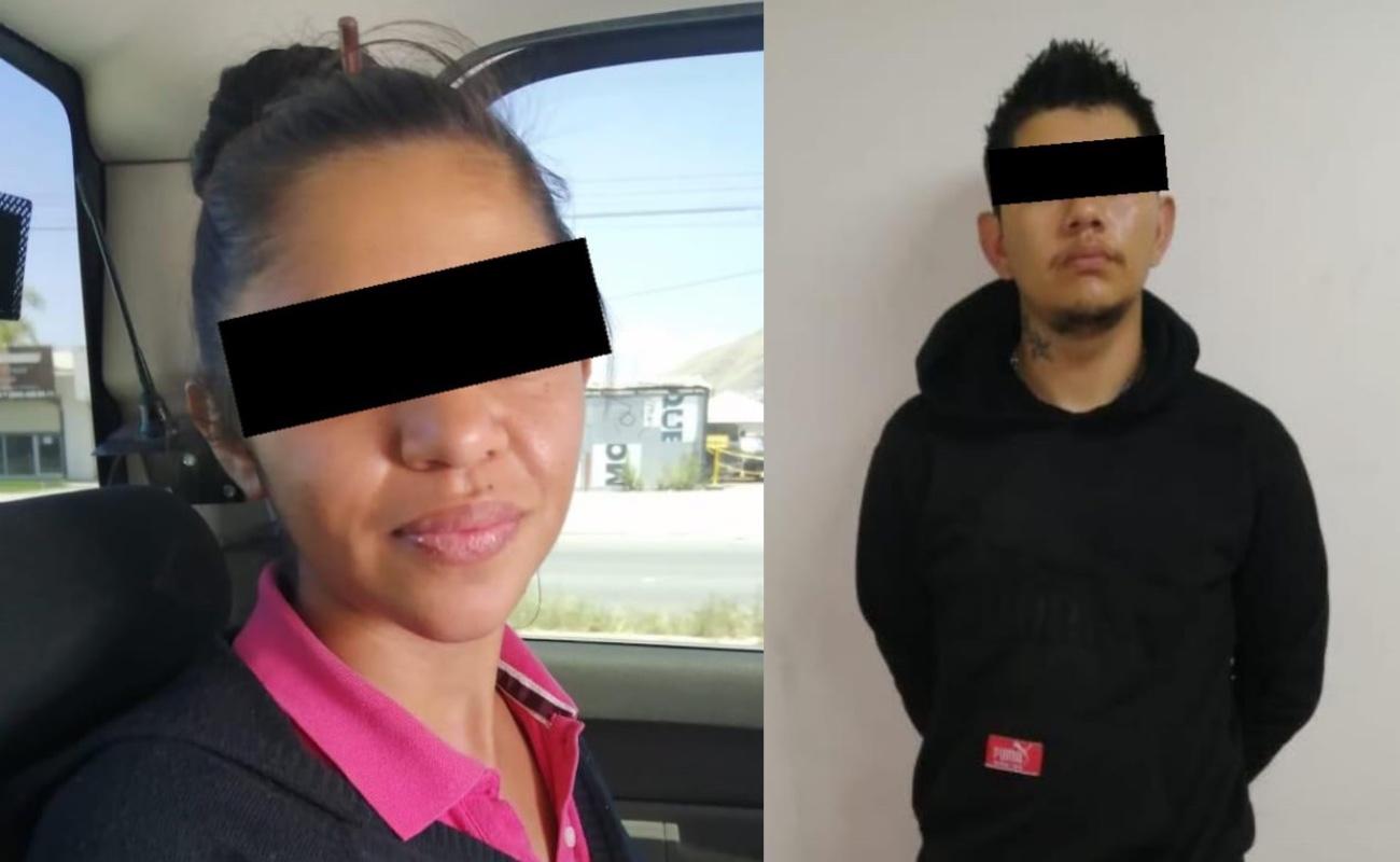 Capturan a pareja de sicarios del Cártel de Sinaloa