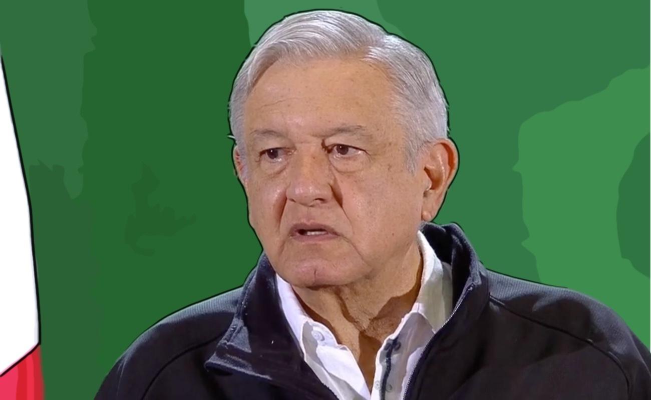 """""""Un triunfo para el país"""", que México Libre no consiguiera registro como partido político: AMLO"""