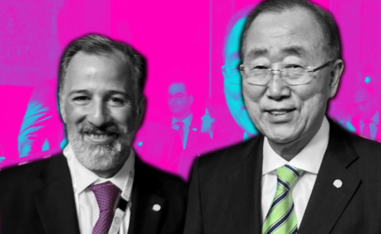Meade es nombrado integrante de Comisión Global de Cambio Climático