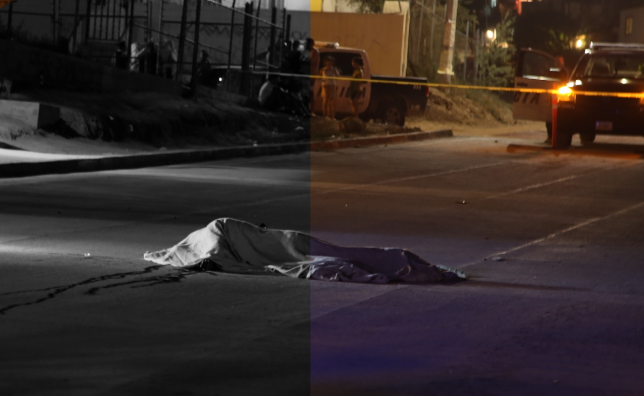 Reportan 12 muertos y dos heridos de gravedad en Tijuana durante las últimas horas